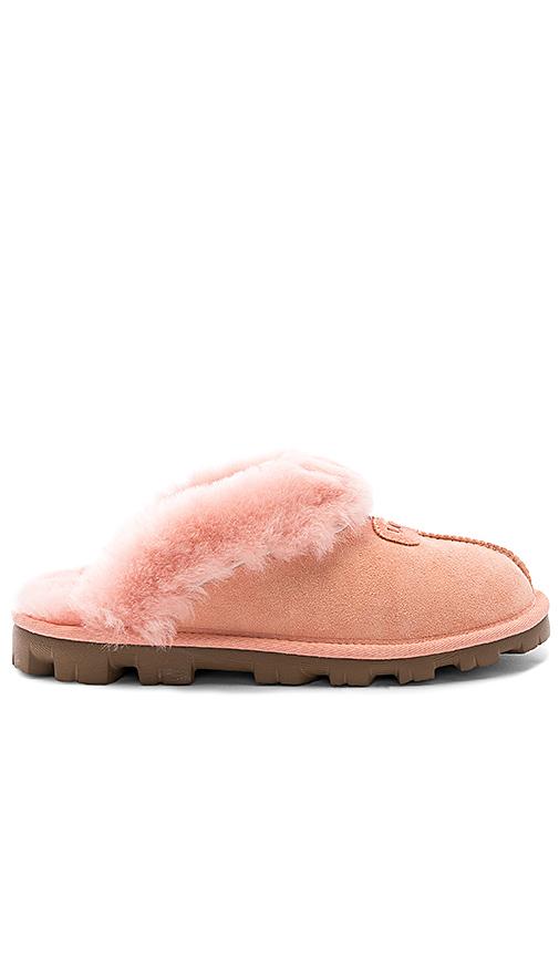 UGG Coquette Slipper in Peach
