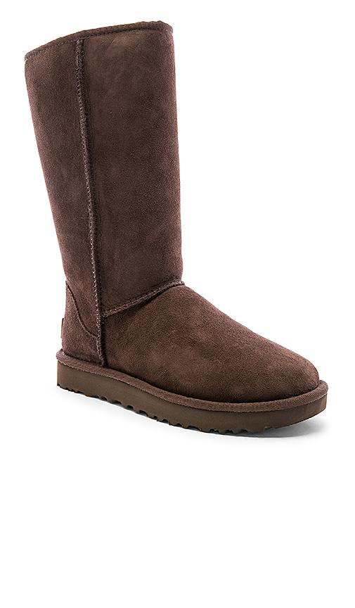 UGG Classic Tall II Boot in Chocolate