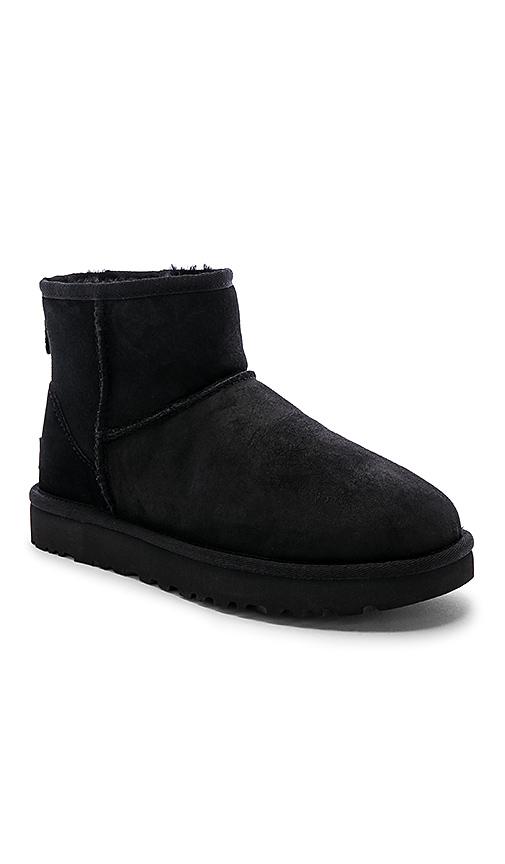 UGG Classic Mini II Booties in Black