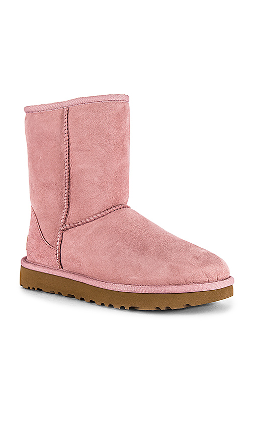 UGG Classic Short II Boot in Pink
