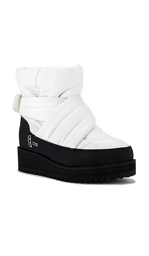 UGG Montara Boot in White,Black