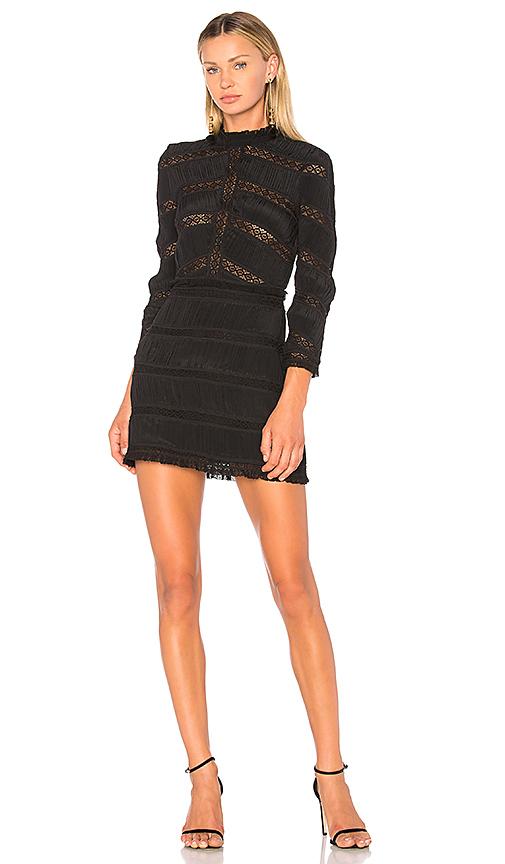 Ulla Johnson Kitty Dress in Black