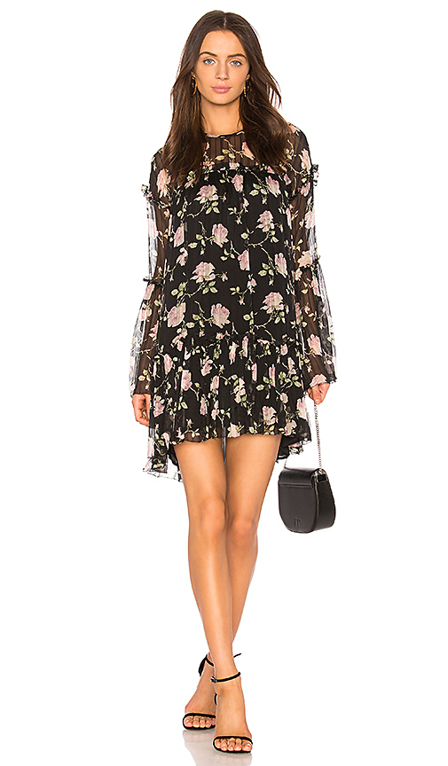 Ulla Johnson Dahlia Dress in Black