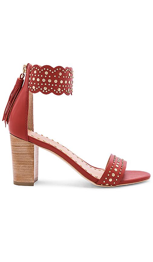Ulla Johnson Solange Sandal in Red