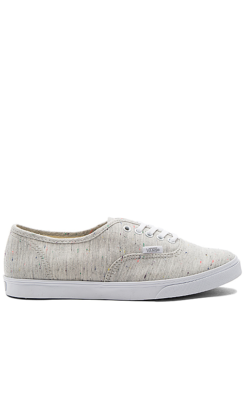 Vans Authentic Lo Pro Sneaker in Gray