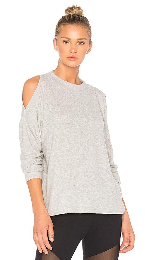 Varley Carbon Revive Sweatshirt in Gray