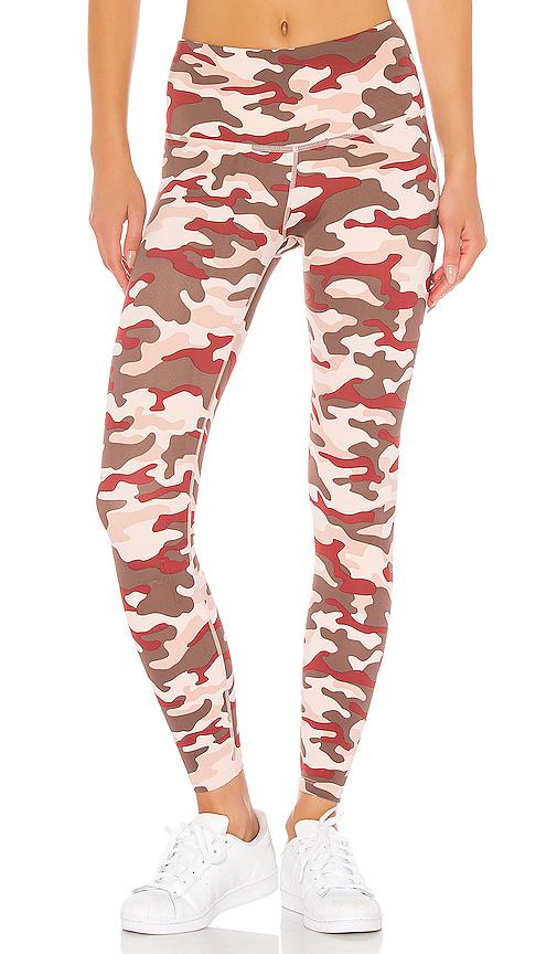 Varley Estrella Legging in Pink. - size M (also in L,S,XS)