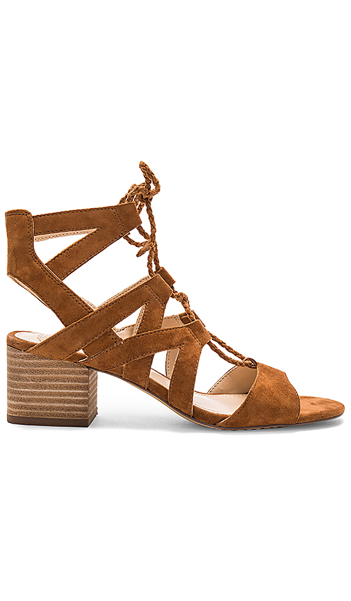 Vince Camuto Fauna Sandal in Brown