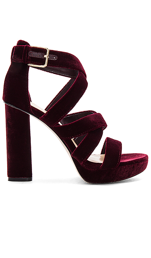 Vince Camuto Catyna Heel in Burgundy
