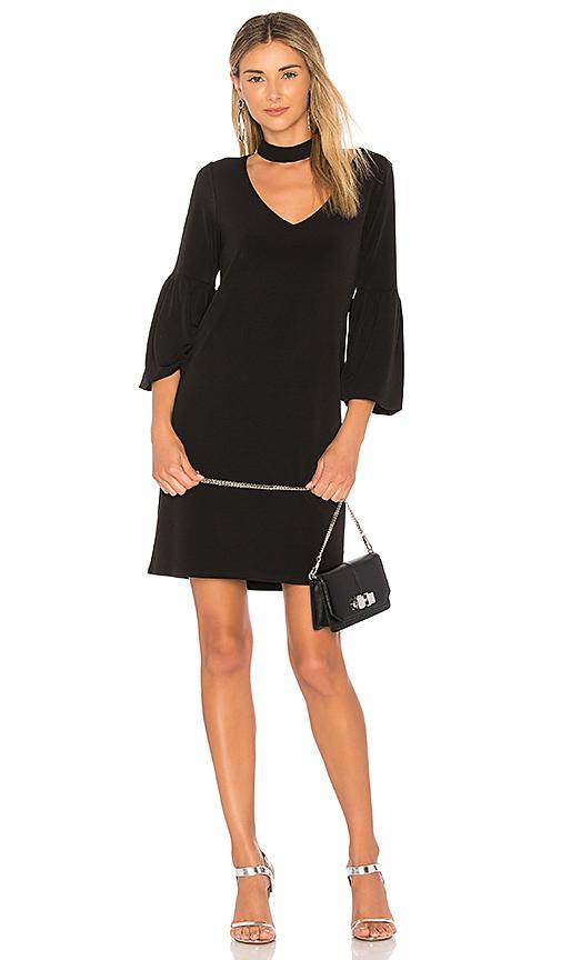 Velvet by Graham & Spencer Shirleen Dress in Black