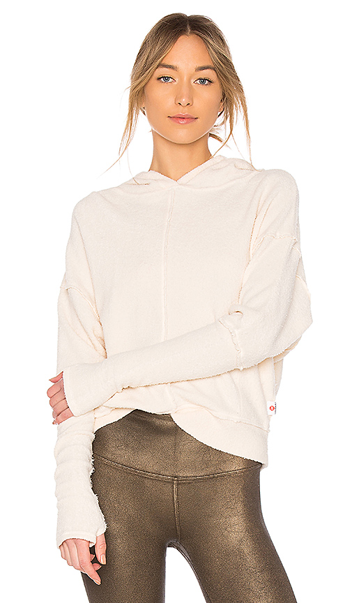Vimmia Warmth Hoodie in Ivory