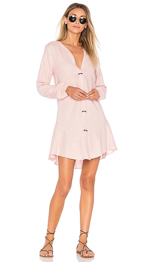Vix Swimwear Steph Chemise in Pink