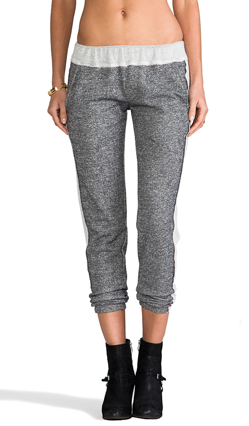 Whetherly Raw Langley Pants in Gray at Revolve Clothing