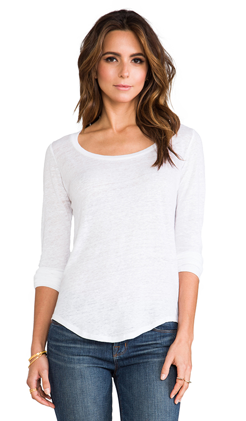 Whetherly Rosewood in White at Revolve Clothing