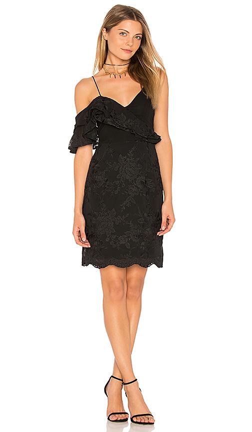 Winona Australia Carmen Mini Dress in Black