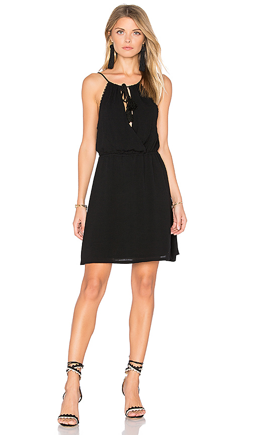 WYLDR The Babe Dress in Black