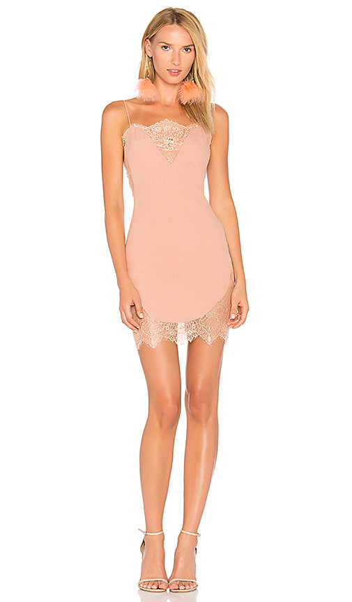 X by NBD Kennedy Dress in Pink