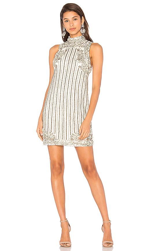 X by NBD Rita Dress in Ivory