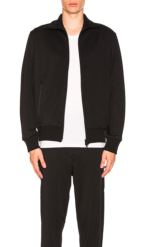 Y-3 Yohji Yamamoto Track Jacket in Black. - size M (also in L,S,XL)