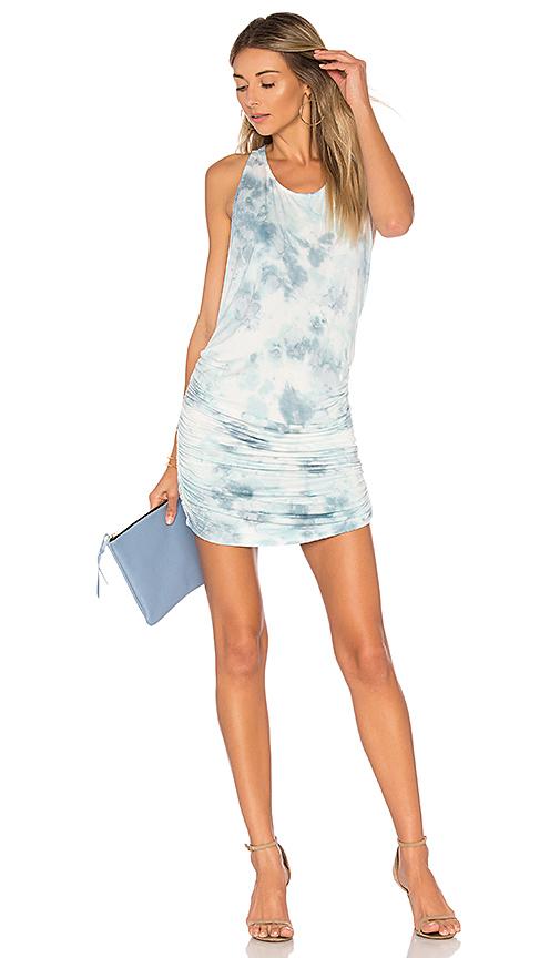 Young, Fabulous & Broke Rocky Dress in Baby Blue