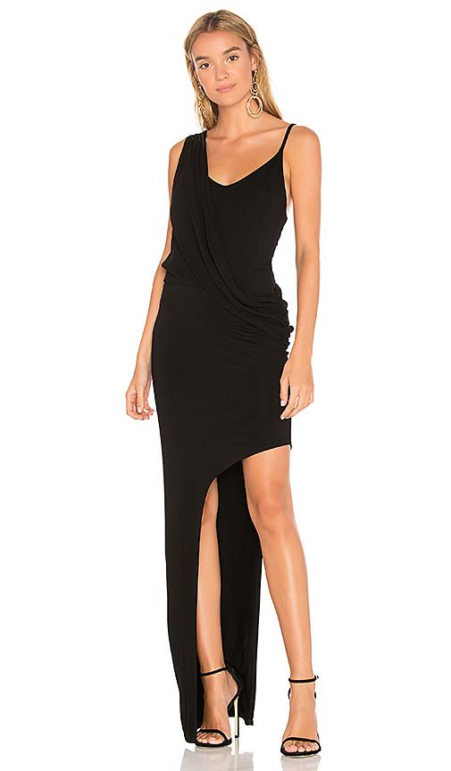 Young, Fabulous & Broke Leighton Dress in Black