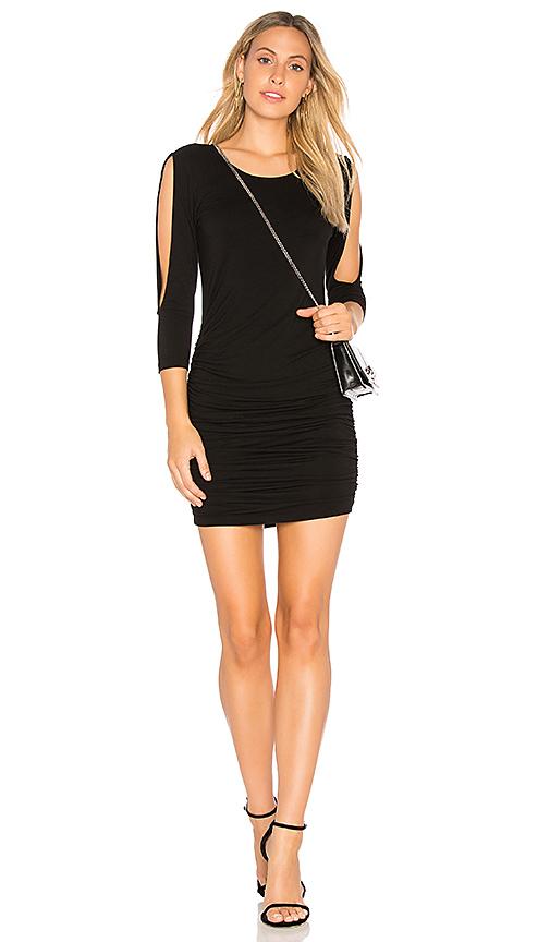 Young Fabulous & Broke Frita Dress in Black