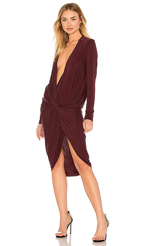 Young, Fabulous & Broke Adele Dress in Purple