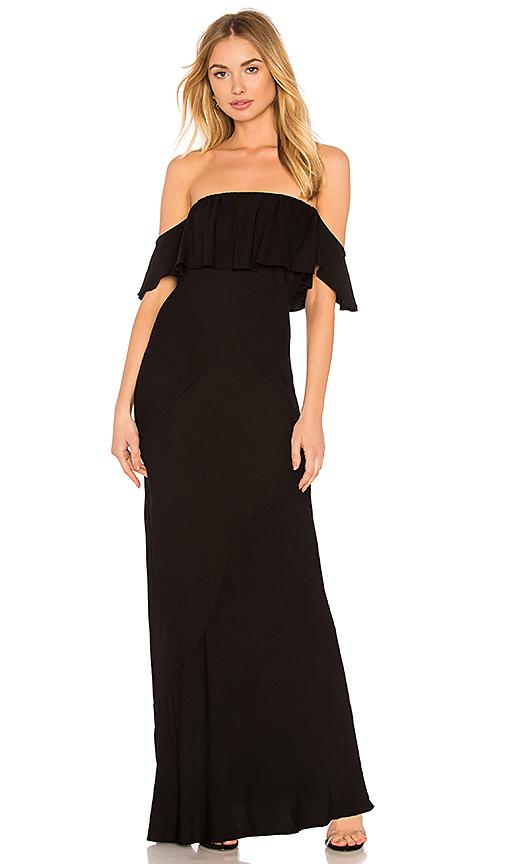 Young, Fabulous & Broke Nell Dress in Black
