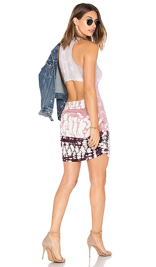 Young, Fabulous & Broke Becky Dress in Blush