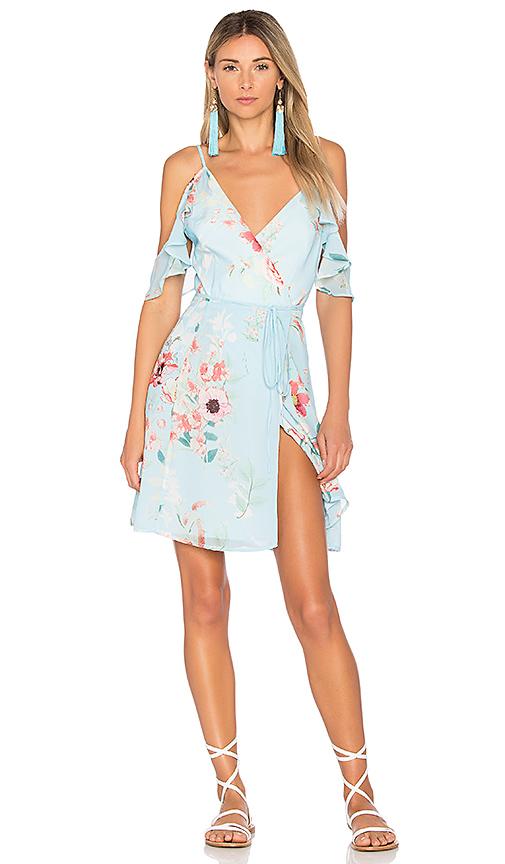 Yumi Kim Lover's Leap Dress in Blue