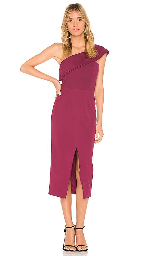 Yumi Kim That Jazz Midi Dress in Purple