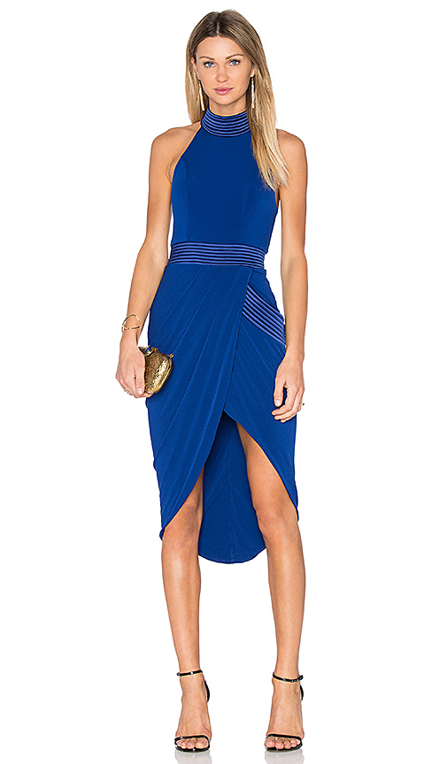Zhivago Miracle Dress in Blue