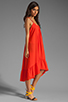 Image 3 of 6 SHORE ROAD Bungalow Backless Dress in Sunset