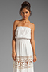 Image 1 of 6 SHORE ROAD Charlotte's Maxi Dress in Shell