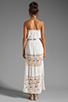 Image 4 of 6 SHORE ROAD Charlotte's Maxi Dress in Shell