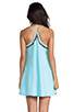 Image 4 of 6 SHORE ROAD On the Rocks Dress in Caribbean