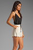 Image 3 of 6 SHORE ROAD Malay Lace Romper in Night