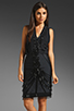 Image 1 of Antik Batik Koco Sleeveless Dress in Black