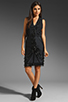 Image 2 of Antik Batik Koco Sleeveless Dress in Black
