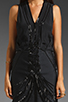 Image 3 of Antik Batik Koco Sleeveless Dress in Black