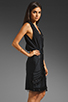 Image 4 of Antik Batik Koco Sleeveless Dress in Black