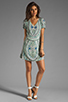 Image 2 of Antik Batik Hampton V Dress in Aqua