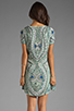 Image 4 of Antik Batik Hampton V Dress in Aqua