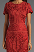 Image 5 of Antik Batik Baila Dress in Coral