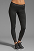 Image 1 of adidas by Stella McCartney Athletic Pant in Black