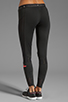 Image 3 of adidas by Stella McCartney Athletic Pant in Black