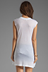 Image 3 of A Fine Line Abby Hotel Tank in White
