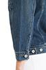 Image 6 of AG Adriano Goldschmied The Nancy Drop Shoulder Denim Jacket in Oblivion
