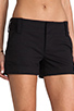Image 5 of Alice + Olivia Cady Cuff Short in Black