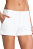 Image 5 of Alice + Olivia Cady Cuff Short in White